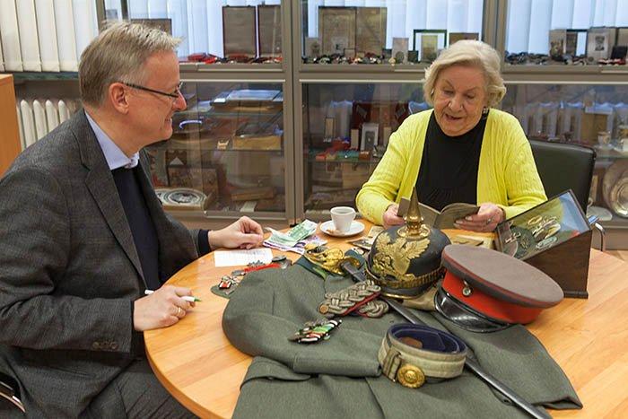 Antiquitäten Ankauf Esslingen : Ankauf : militaria helmut weitze