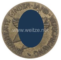 """HJ """"Erweiterte Kinder-Land-Verschickung"""" tragbares Ehrenzeichen für das Begleitpersonal"""