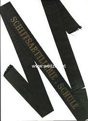 Reichsmarine Mützenband