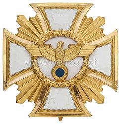 NSDAP Dienstauszeichnung in Gold, Steckkreuz