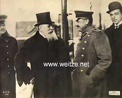 1.Weltkrieg Pressefoto des Bayerischen Ministerpräsidenten Radoslawoff