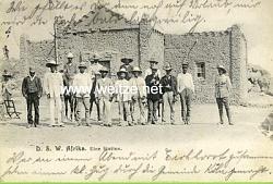 Postkarte Kolonien Deutsch Südwestafrika