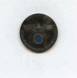 Wehrmacht nichttragbare Auszeichnung Medaille