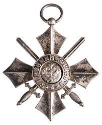 Militärverdienst-Orden Silbernes Verdienstkreuz mit Schwertern