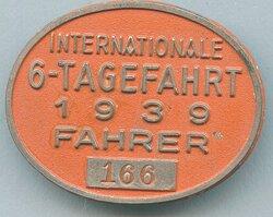 """Motorsport im III. Reich: """"Internationale 6-Tagefahrt 1939"""""""