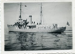 Kriegsmarine Fischerreischutzboot Elbe oder Weser