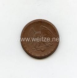 """Meissen nichttragbare Erinnerungsmedaille """" 178er - Unseren Gefallenen - Kamenz 23.-25.0.1922 """""""