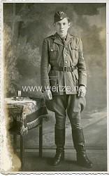 """III. Reich - Portraitfoto Angehöriger der SA-Standarte """"Feldherrnhalle"""""""