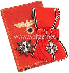 Deutscher Adlerorden Satz 1. Klasse mit Schwertern