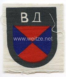 Wehrmacht Heer Ärmelschild für Freiwillige Don-Kosaken