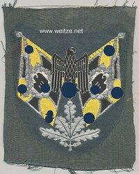 Wehrmacht Heer Ärmelabzeichen für Fahnenträger Nachrichtentruppe