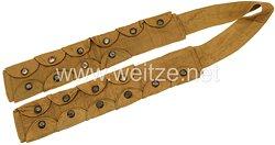 Luftwaffe Patronenbandolier für Fallschirmjäger