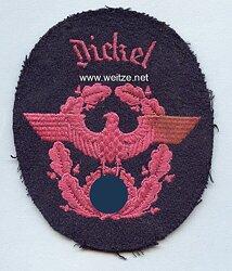 """III. Reich Feuerwehr Ärmeladler """" Dickel """""""