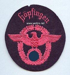 """III. Reich Feuerwehr Ärmeladler """" Höpfingen """""""
