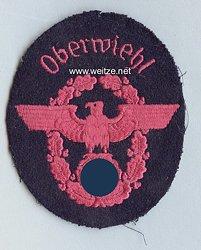"""III. Reich Feuerwehr Ärmeladler """" Oberwiehl """""""
