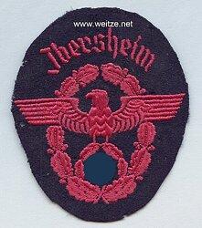 """III. Reich Feuerwehr Ärmeladler """" Ibersheim """""""