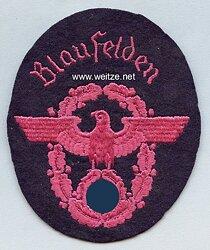 """III. Reich Feuerwehr Ärmeladler """" Blaufelden """""""