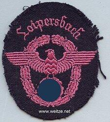 "III. Reich Feuerwehr Ärmeladler "" Loipersbach """