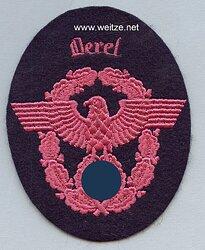 """III. Reich Feuerwehr Ärmeladler """" Merel """""""