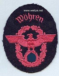 """Feuerwehr Ärmeladler """" Wöhren """""""