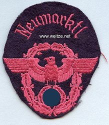 """Feuerwehr Ärmeladler """" Neumarkt """""""