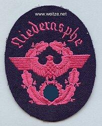 "III. Reich Feuerwehr Ärmeladler "" Niedernsphe """