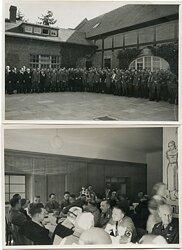 Fotos Gauleiter Karl Kaufmann zu Besuch bei der NSDAP Gau-Führerschule Hamburg