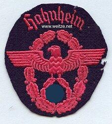 """III. Reich Feuerwehr Ärmeladler """"Hahnheim """""""