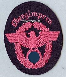 """III. Reich Feuerwehr Ärmeladler """"Obergimpen """""""