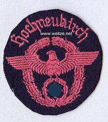 """III. Reich Feuerwehr Ärmeladler """" Hochneukirch """""""