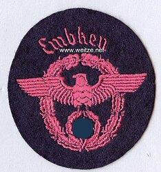 """III. Reich Feuerwehr Ärmeladler """" Embhen """""""