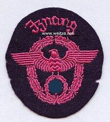 """III. Reich Feuerwehr Ärmeladler """" Iznang """""""