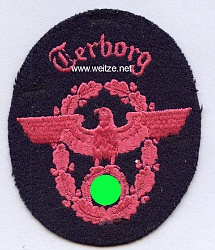"III. Reich Feuerwehr Ärmeladler "" Terborg """