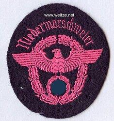 """Feuerwehr Ärmeladler """" Niedermarschweier """""""
