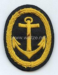 Kaiserliche Marine Ärmelabzeichen für einen Zahlmeisterapplikanten