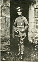 """Fliegerei 1. Weltkrieg - Deutsche Fliegerhelden """" Oberleutnant Eduard Ritter von Dostler """""""