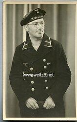 Portraitfoto Maat der Kriegsmarine