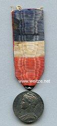Frankreich Médaille du commerce et de l industrie 1920