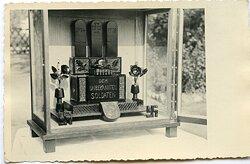 Foto eines Unbekannten Soldatengrab 1914-1918