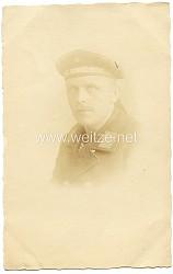 1. Weltkrieg Foto Matrose auf der S.M.S