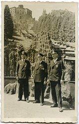 Foto von Kriegsveteranen des 1.Weltkrieg