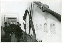 Foto, Porpeller einer Flugzeugaustellung