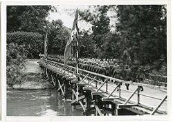 Pressefoto, Truppeneinmarsch in Frankreich