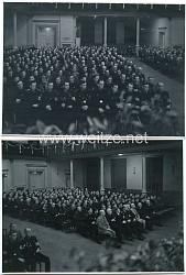 Pressefoto, Veranstaltung der Deutschen Arbeitsfront (DAF)