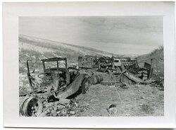 Pressefoto, Zerstörte Fahrzeuge
