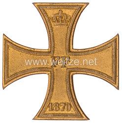 Mecklenburg-Schwerin Militärverdienstkreuz 1. Klasse 1870