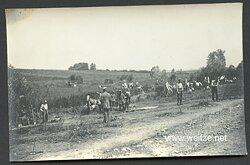 Foto Erster Weltkrieg: Bei Saint Baussant (Frankreich)