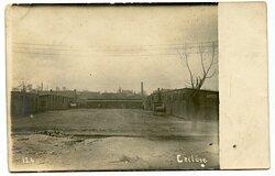 Foto Erster Weltkrieg: Ortschaft L ecluse Frankreich