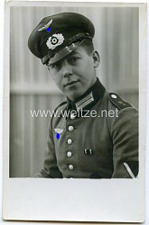 Portraitfoto eines Gefreiten des Schützenregiments 1