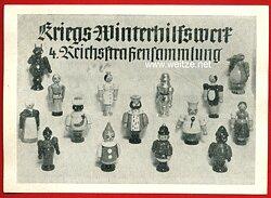 III. Reich - Propaganda-Postkarte